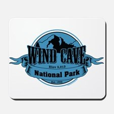 wind cave 3 Mousepad