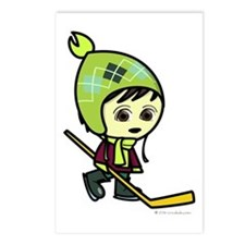 Hockey Boy Postcards (8)