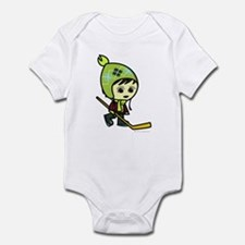 Hockey Boy Infant Bodysuit
