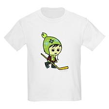 Hockey Boy Kids T-Shirt