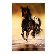 Running free Postcards (Package of 8)