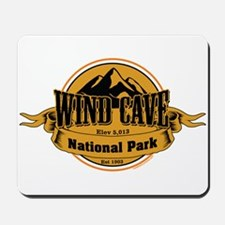 wind cave 4 Mousepad