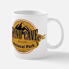 wind cave 4 Small Mug