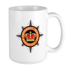 Emergency Service Volunteers Mug