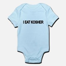 I EAT KOSHER Body Suit