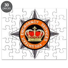 Emergency Service Volunteers Puzzle