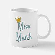 Miss March Mug