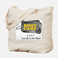 Live Life to the Fittest Tote Bag