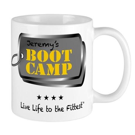 Live Life to the Fittest Mug