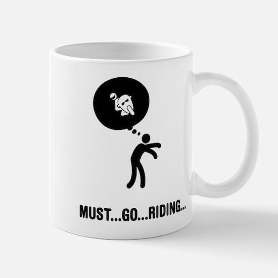 Bike Riding Mug