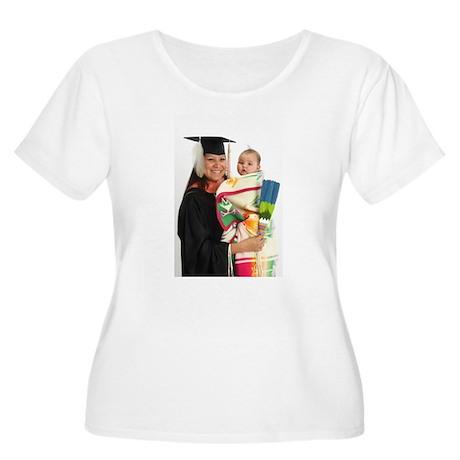 2013 Graduation Regalia Plus Size T-Shirt