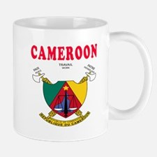 Cameroon Coat Of Arms Designs Mug