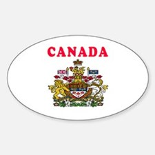 Canada Coat Of Arms Designs Decal