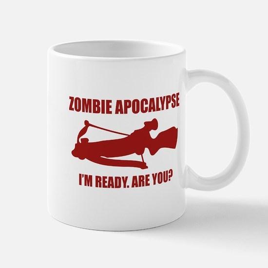 Zombie Apocalypse. I'm Ready. Are You? Mug