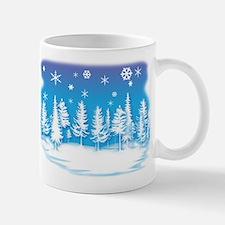 Winter Forest 11oz. Mug