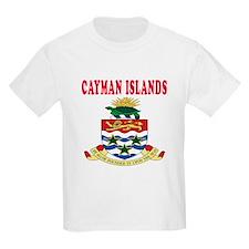 Cayman Islands Coat Of Arms Designs T-Shirt