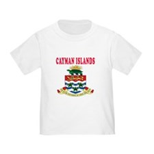 Cayman Islands Coat Of Arms Designs T