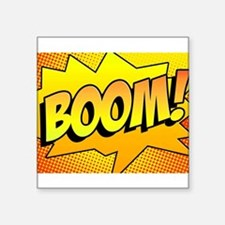 BOOM Comic Sound Effects Sticker