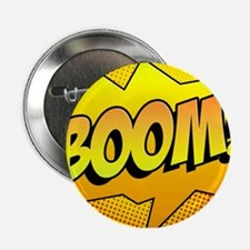 """BOOM Comic Sound Effects 2.25"""" Button"""