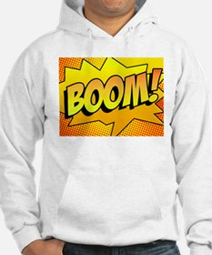BOOM Comic Sound Effects Hoodie