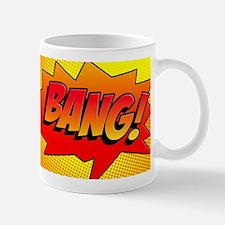 BANG Comic Sound Effect Mug