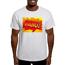 BANG Comic Sound Effect T-Shirt