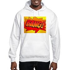 BANG Comic Sound Effect Hoodie
