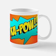 Ka-Pow Comic Sound Effect Mug