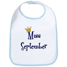 Miss September Bib