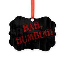 Bah Humbug Ornament