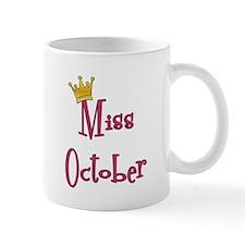 Miss October Mug