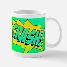 CRASH Comic Sound Effect Mug