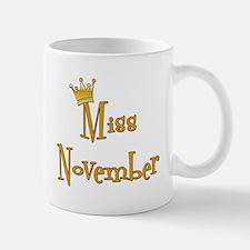 Miss November Mug