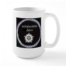 """Supernatural """"Wayward Son"""" logo Mug"""