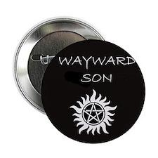 "Supernatural ""Wayward Son"" logo 2.25"" Button"