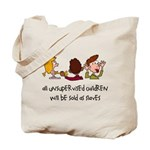 Unsupervised Children Tote Bag