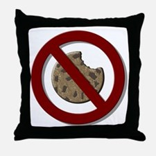 The CookieSlayer Collective Throw Pillow