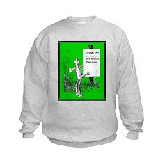 Tin Man (Copyright Page) Sweatshirt