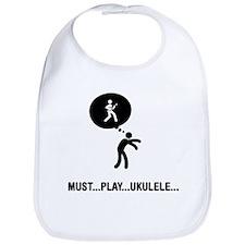 Ukulele Player Bib