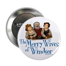 The Merry Wives of Windsor Button