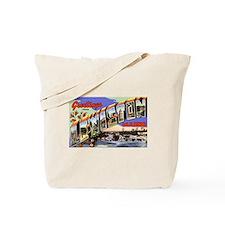 Lewiston Maine Greetings Tote Bag