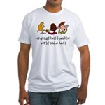Unsupervised Children Fitted T-Shirt