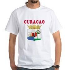 Curacao Coat Of Arms Designs Shirt