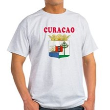 Curacao Coat Of Arms Designs T-Shirt