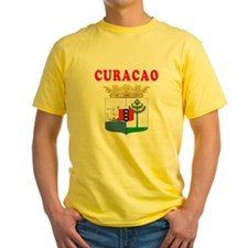 Curacao Coat Of Arms Designs T
