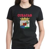Curacao Women's Dark T-Shirt