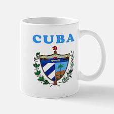 Cuba Coat Of Arms Designs Mug