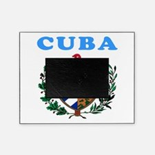 Cuba Coat Of Arms Designs Picture Frame