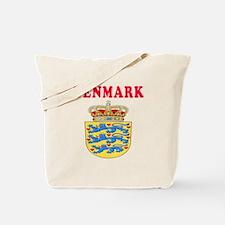 Denmark Coat Of Arms Designs Tote Bag