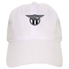Trey Teem white back Baseball Cap